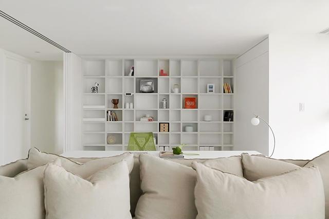 早知道书墙这么漂亮,后悔当时没这样设计
