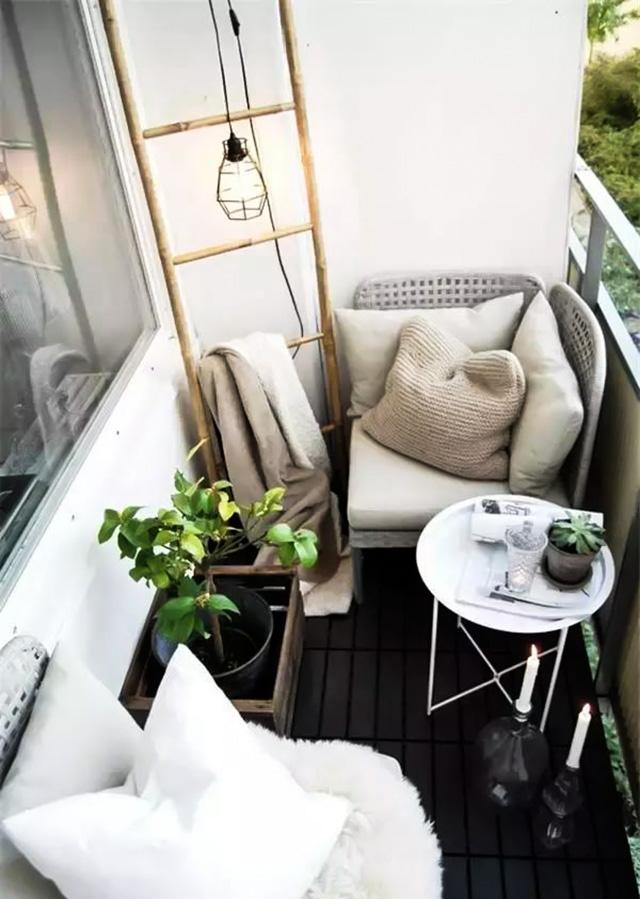 阳台只能用来晾衣服吗?